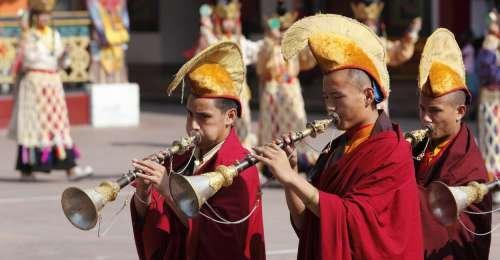 The Festivals of Sikkim