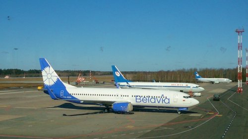 How to Get From Minsk Airport in Belarus to the City Center for 2 Dollars