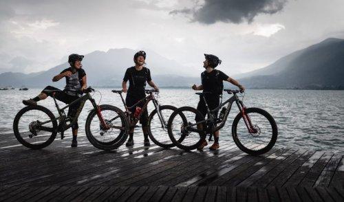 VTT : 80 km et 3000 m de D+: un tour du lac d'Annecy par les hauteurs