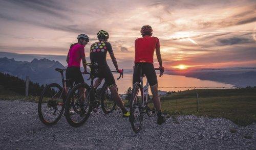 Cyclisme : 3 bonnes raisons d'aller rouler dans les Alpes vaudoises