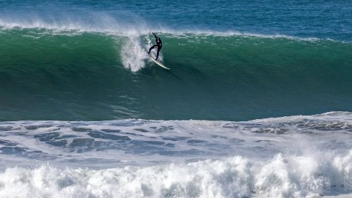 Can You Pick Up Big-Wave Surfing in Middle Age?