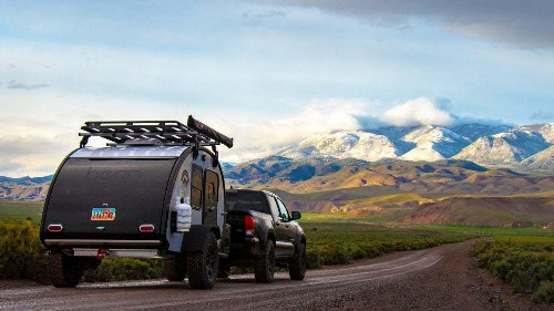 What's Better for Camping: A Sprinter Van or Teardrop Trailer?