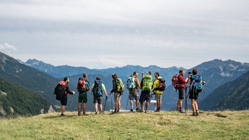 Why Hundreds of People Are Section-Hiking the AT of Italy