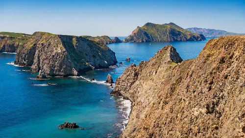 The Outside Guide to Channel Islands National Park