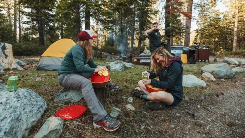 The Laid-Back Adventurer's Guide to Outdoor Skills