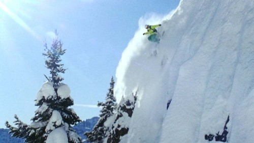 Video: The Evolution of Freeskiing Shaped This Skier's Career