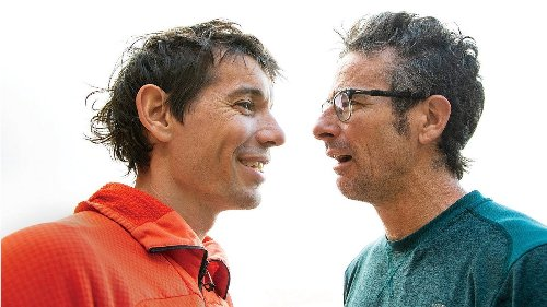 Alex Honnold and Cedar Wright on What Makes Their Partnership Work