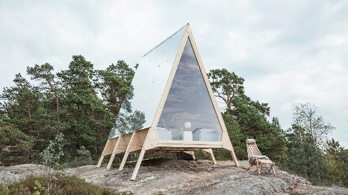 The Sustainable Cabin You Can Build Yourself