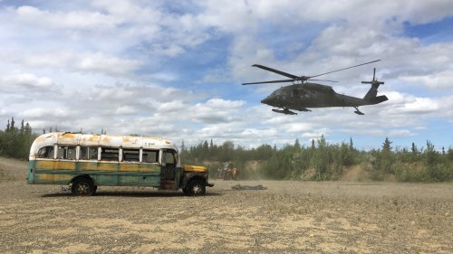 The 'Into the Wild' Bus Is Gone...for Now
