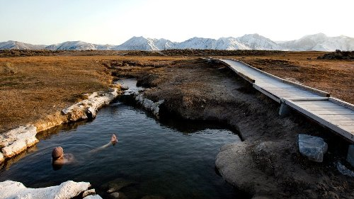 The Love and Madness of Hot Springs in the West