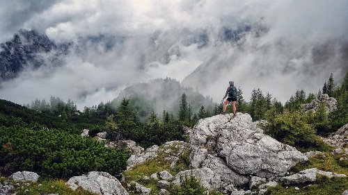 Hiking cover image