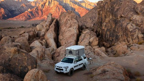 Rent These Campers and Overlanding Rigs for Your Next Road Trip