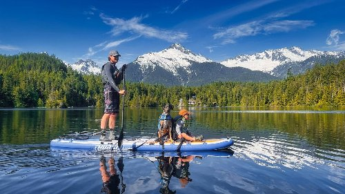 Paddleboard Gear for the Whole Family (Pup, Too)