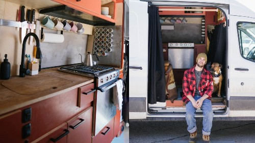 Two Vanlifers Share Their Tips for Planning Your Van Build