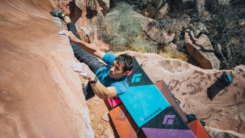 Not All of Alex Honnold's Challenges Are High Off the Ground