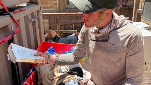 The Hidden Mutual Aid Network of Hiker Boxes