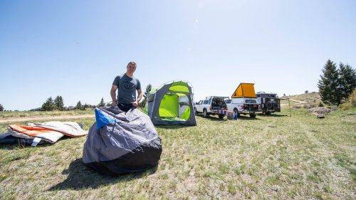 Which Car-Camping Setup Is Right for You? | Outside Online