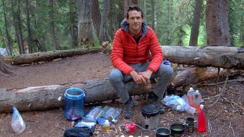 Never Bring Too Much Food on a Backpacking Trip Again