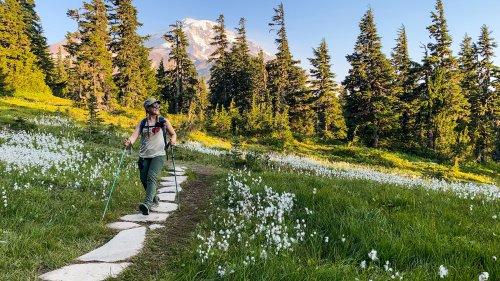 Why Mount Rainier Is the Ideal Park
