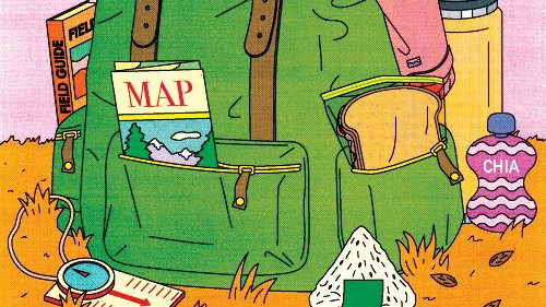 How to Pack for Your First Ambitious Day Hike