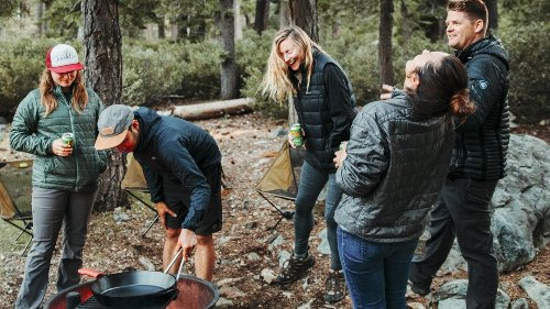 Elevated Recipes for Your Next Camping Trip