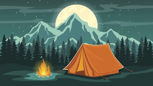 Why You Should Camp Like Nobody's Watching