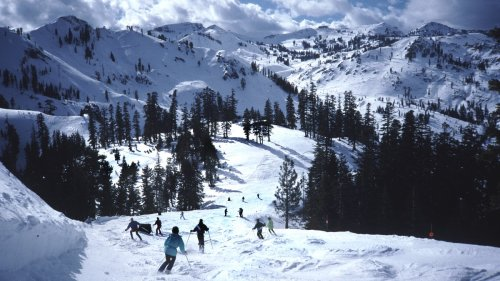 Squaw Valley Ski Resort Has a New Name