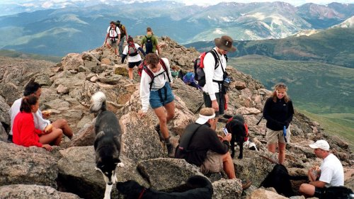 Yes, Hiking Trails Are More Crowded than Ever