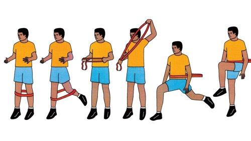 A Resistance-Band Workout You Can Do Anywhere | Outside Online