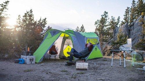 Video: Never Camp in a Campground Again