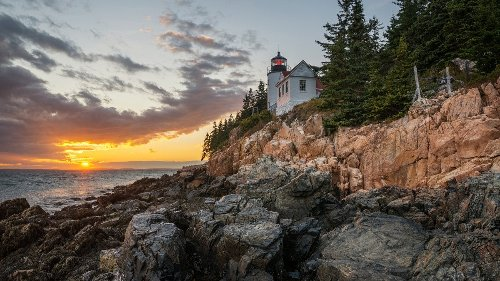 The Outside Guide to Acadia National Park