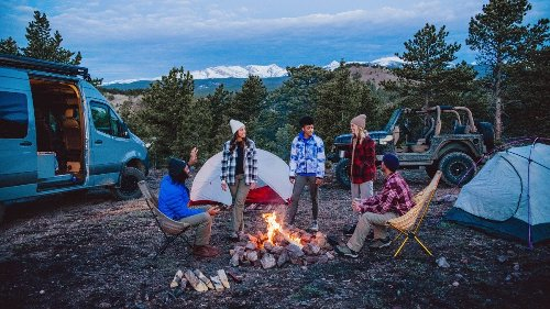 Add These National Park Campsites to Your Bucket List