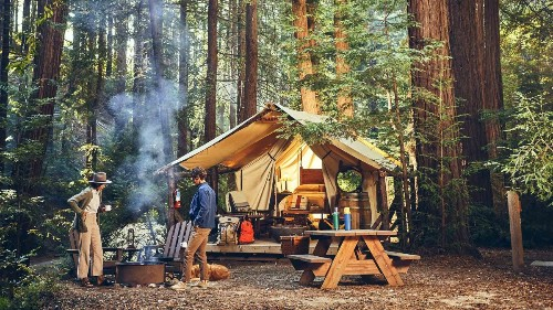 The 18 New Rules of Camping