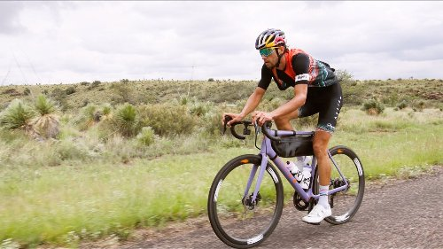 Video: Racing the WorldTour Was Not Colin Strickland's Dream