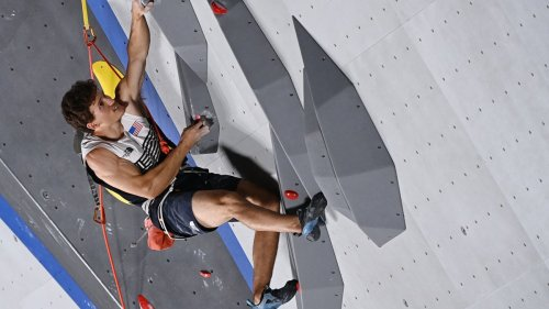 A Surprise Finish—and Silver Medal for the U.S.—in Sport Climbing's Olympic Debut