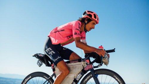 Lachlan Morton Just Beat the Tour de France Peloton to Paris