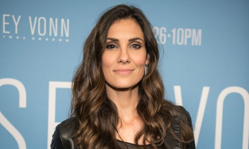'NCIS: Los Angeles' Actor Daniela Ruah Flexes with Her Son in Cute Pic: 'Mama and Her Boy'