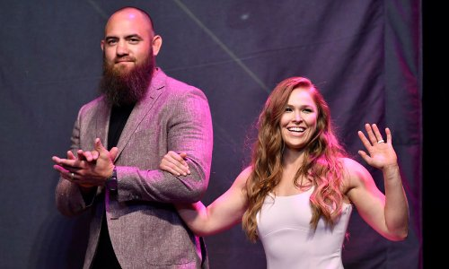 Ronda Rousey and Husband Travis Browne Mark Incredible Milestone Moment for Their Farm in New Video