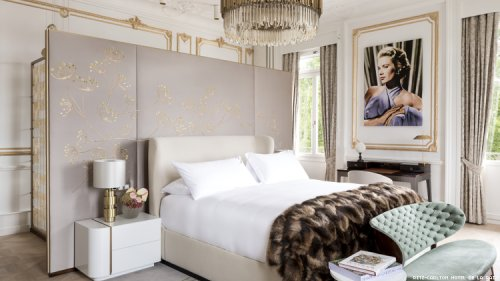 5 Hotel Suites Inspired by Princess Grace and Truly Fit for Royalty