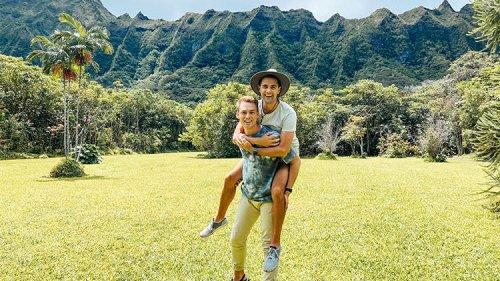 Amazing Race Winners Will & James Share Dream Trip to Hawaii