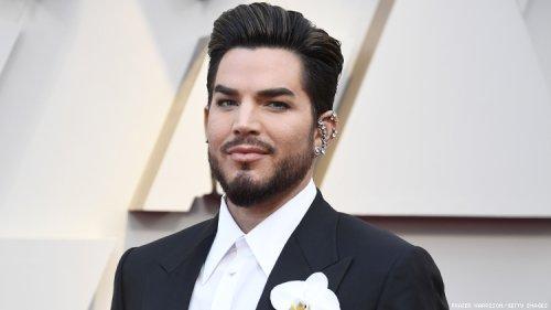 Adam Lambert Headlines LA's OutLoud Concert