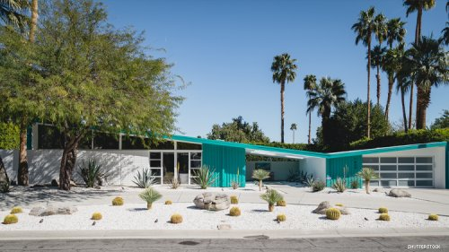 Celebrate Palm Springs Modernism With This Virtual Tour