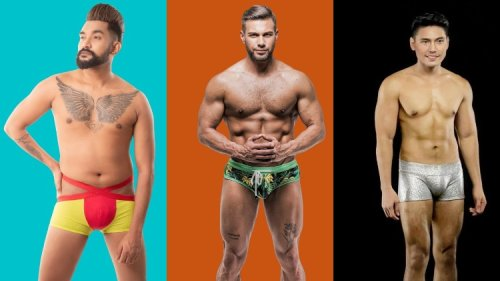 Here's the 10 Sexy Contestants for the Mr. Gay World 2021 Competition
