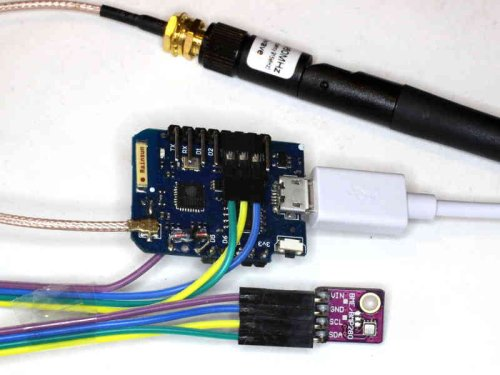 ESP8266 IoT BME280 temperature, humidity and pressure – 06/2021 update – owenduffy.net