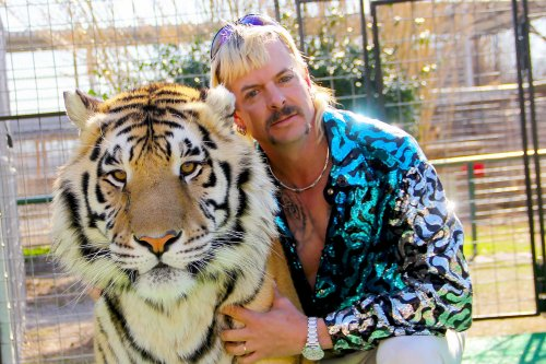 Joe Exotic Accepts Carole Baskin's Offer To Help Him Get Out Of Prison Early — Which Came With A Catch | Oxygen Official Site