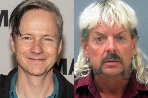 John Cameron Mitchell Cast In Upcoming 'Joe Exotic' Series Inspired By The Events In 'Tiger King' | Oxygen Official Site
