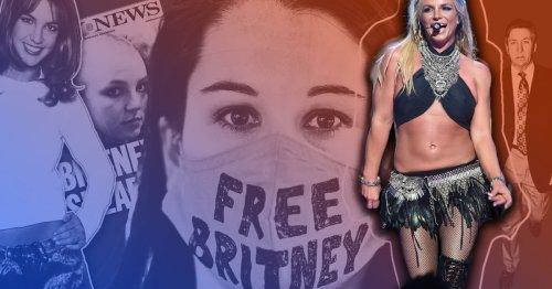 Slave 4 U: Britney Spears & Conservatorship