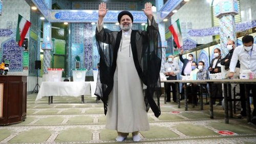 Iran Elects Hardliner   US Climate Goals Already Met