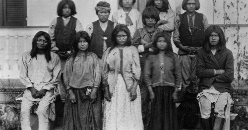 Hey, Teacher! Indigenous School Wrongs Are Global