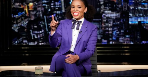 The Unstoppable Amber Ruffin